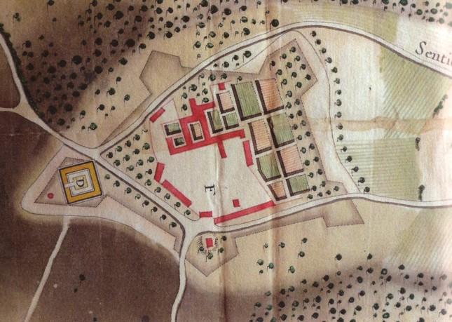 Fort de Watten, 1711