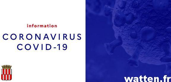 Coronavirus COVID-19: consignes et cellule d'information du public