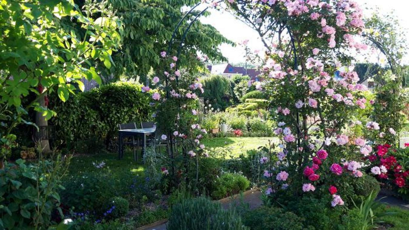 Concours des jardins extraordinaires du Journal des Flandres